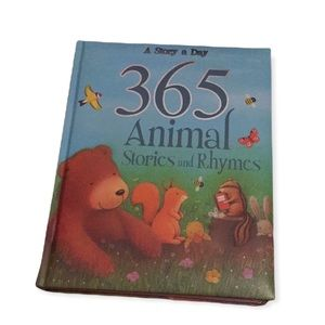 Hard cover story book for kids